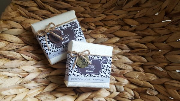 Charcoal Soap small