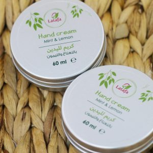 Mint Lemon Hand Cream